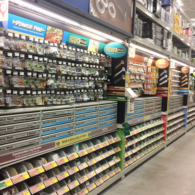 Platt & LaBonia Company Retail Merchandising POP Displays