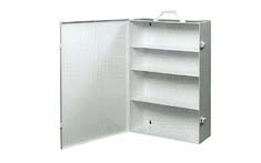PL120 Triple Shelf First Aid Cabinet