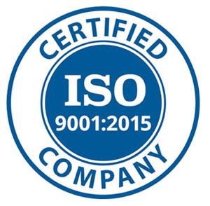 Platt & LaBonia Caompany LLC ISO 9001:2015