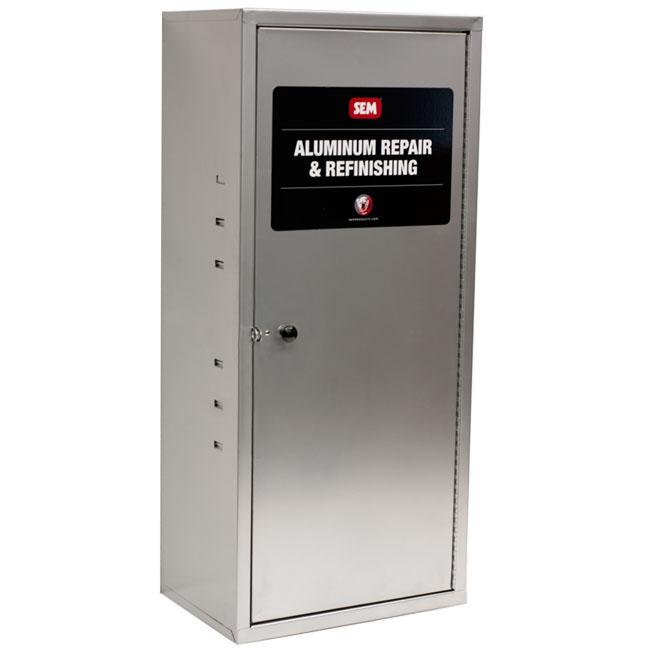 SEM Silver Cabinet