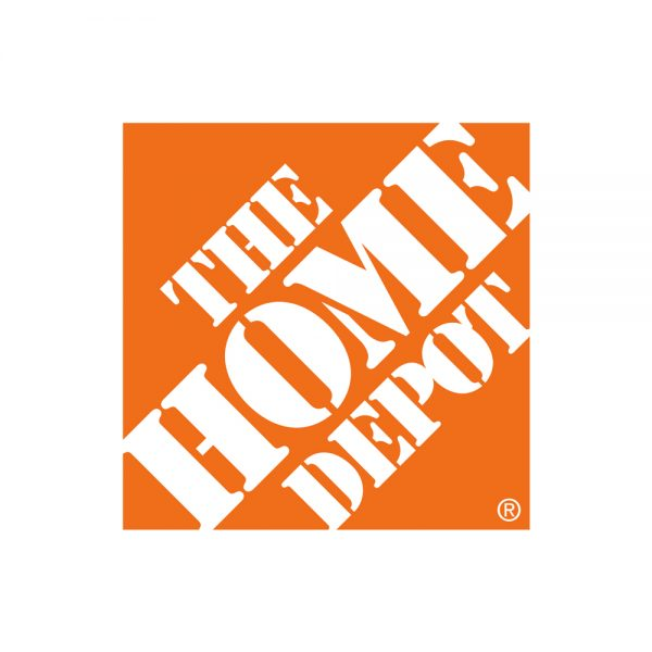 home depot logo