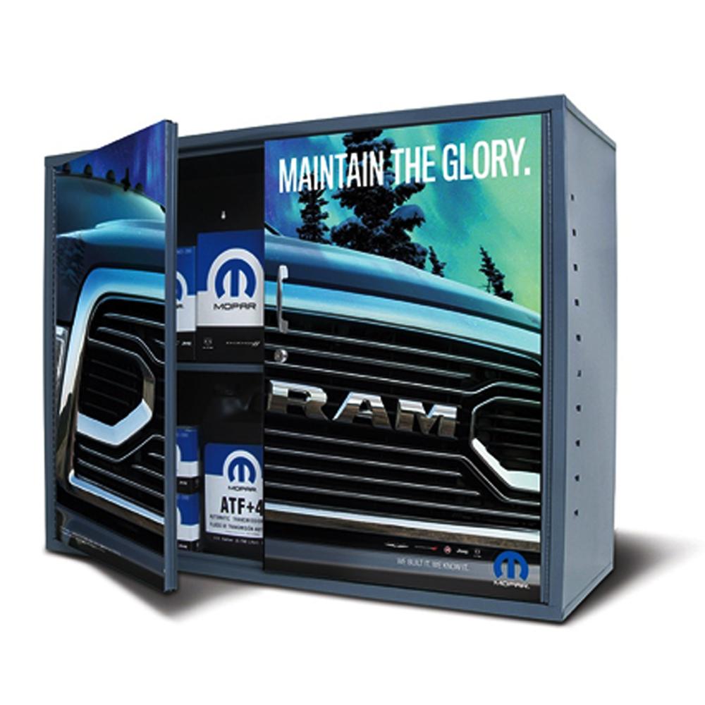 mopar truck cabinet private label